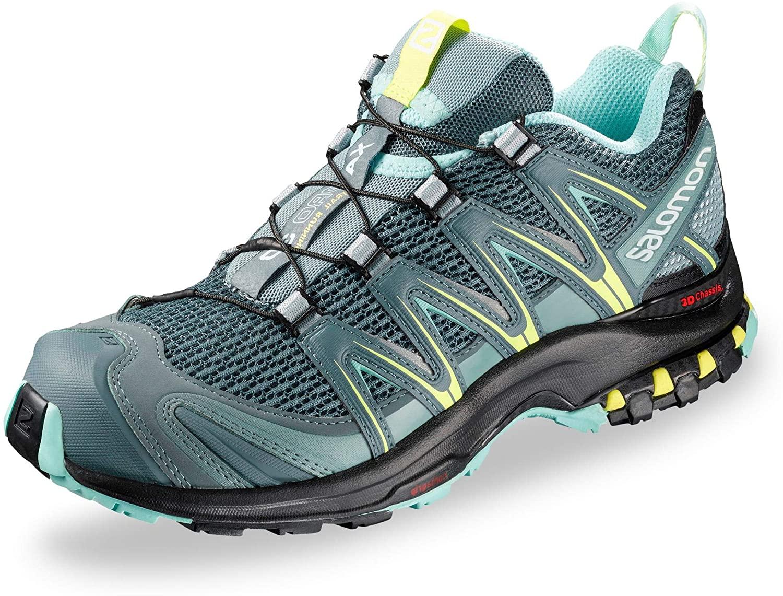 Salomon Womens XA PRO 3D Trail Running Shoes