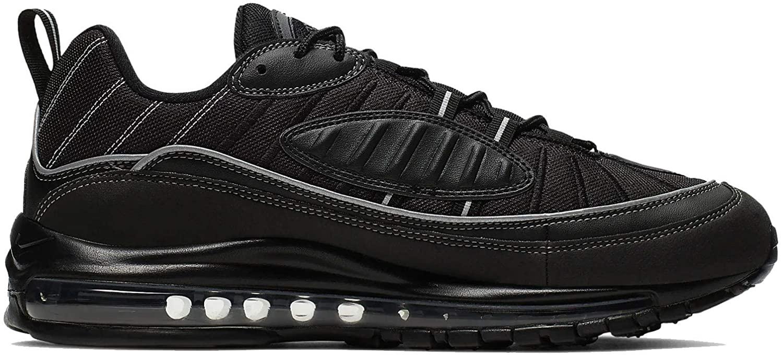 Nike Men's Running Shoe, Black, 0