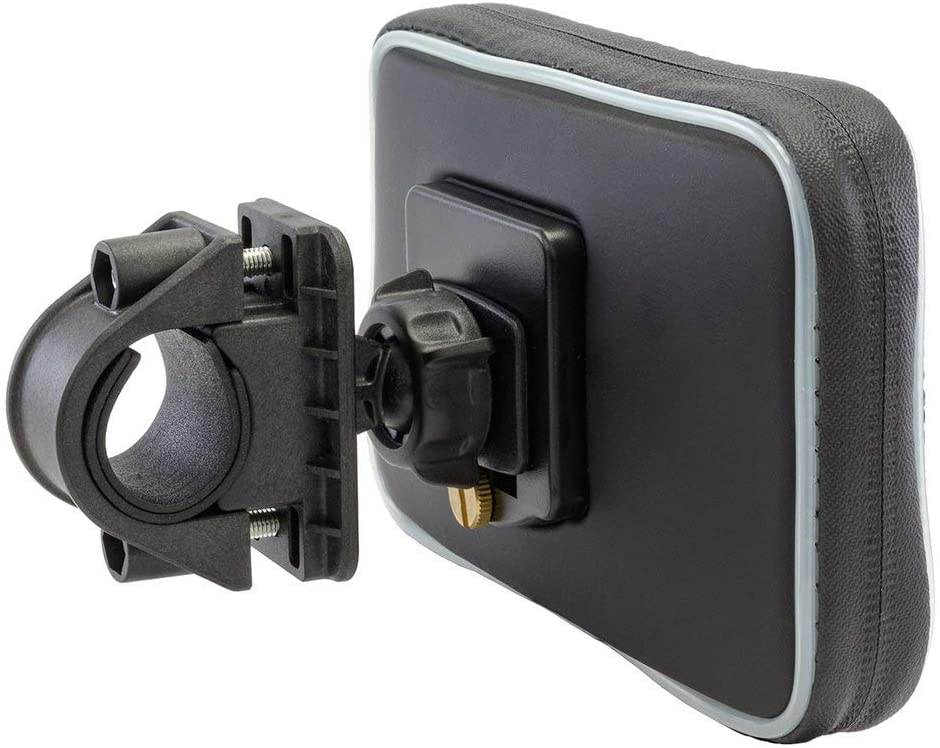 Bike Mount & Water Resistant Case for 5.5