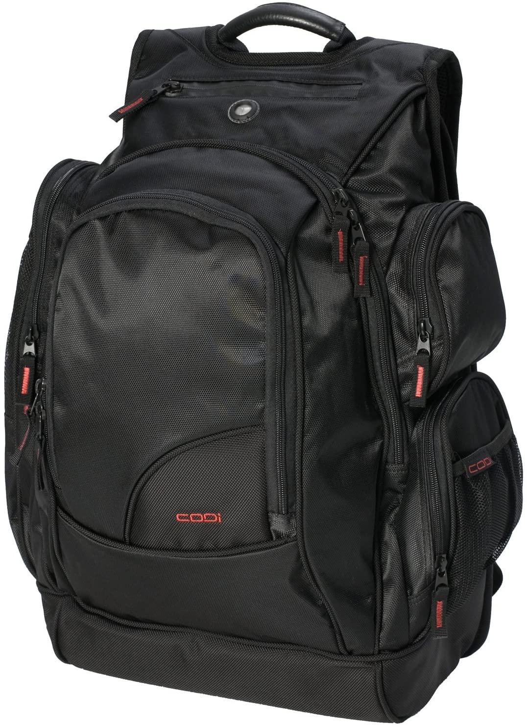 CODi Sport-Pak Backpack, Black