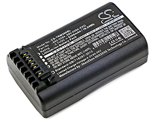 Battery Pack 108571-00 Replacement for Trimble EGL-FYP3HED-00 EHL-MYP2HED-00 M1 M3 NMDAAY-121-00 NMDAGY-121-00 NMDAJY-121-00 NMDALY-121-00 NMDANY-121-00 5200mAh