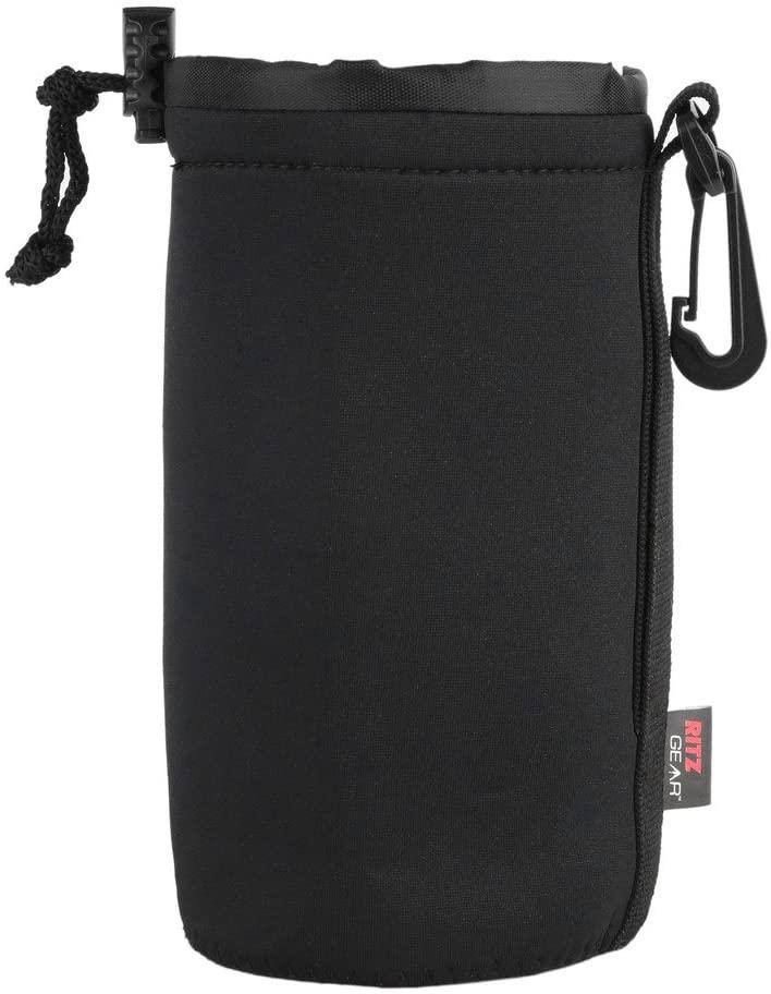Ritz Gear Large Neoprene Protective Pouch for DSLR Camera Lenses