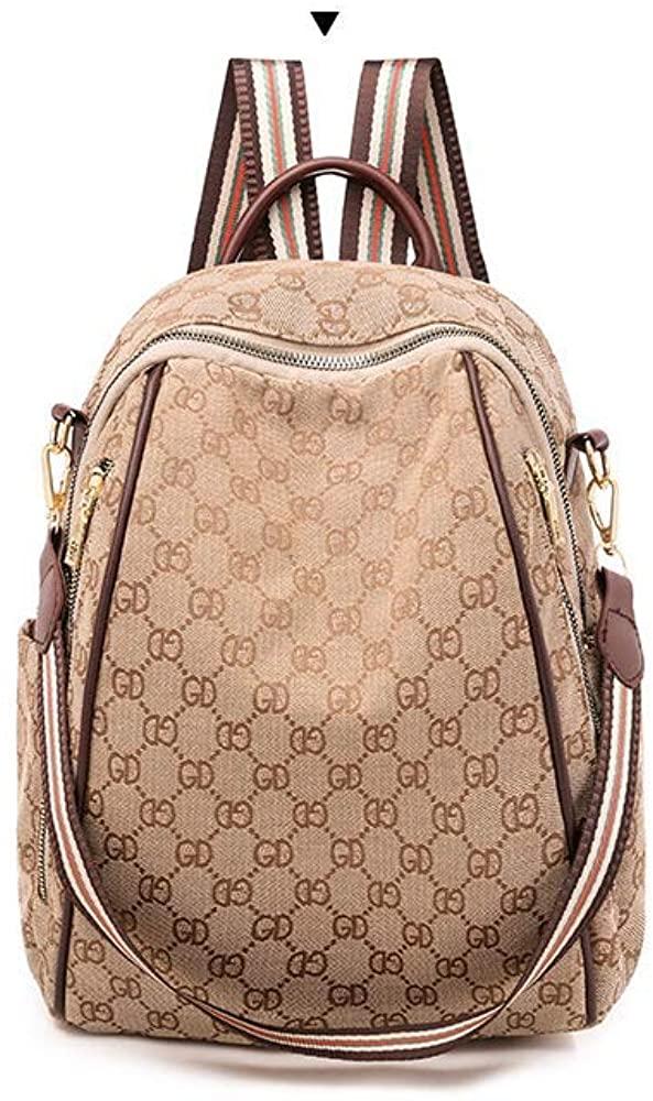 OMGA New Fashion Women Oxford Travel Backpack Leisure Backpack