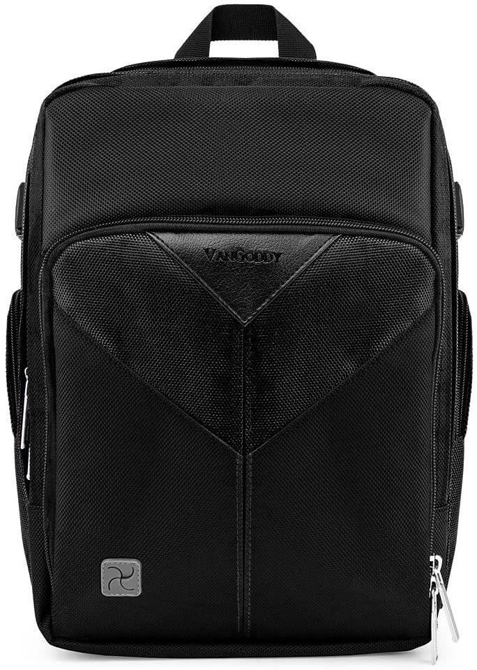 Professional DSLR Camera Backpack Black Travel Daypack Accessories Lens Gadget Bag for Sony Alpha ?99 II 77 68 58I