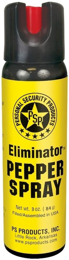 Personal Security Products Eliminator Eliminator Pepper Spray