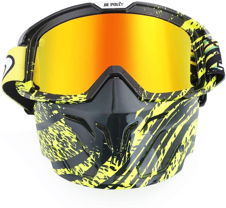 Home bathroom products Motocross Goggles, Motocross Goggles, Retro Goggles, Helmet Windproof, A05 Color Film
