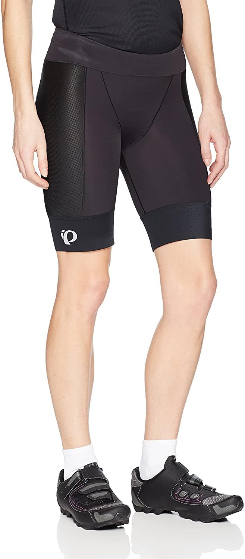 PEARL IZUMI Women's Elite Pursuit Tri Shorts, Black, XX-Large