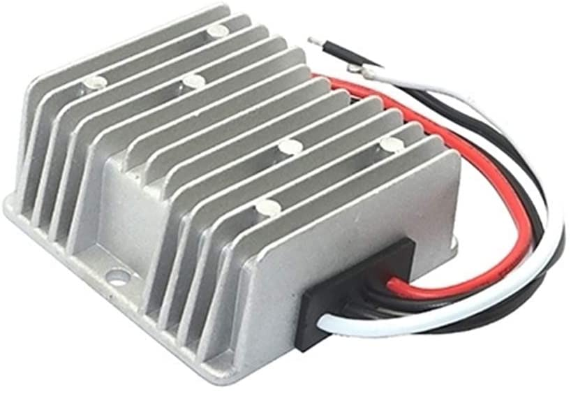 ATO DC-DC Buck Converter, 24V to 12V, 40A, DC Voltage Reducer, Waterproof Lever of IP68, for Automotive, Car Audio Device, Security Systems