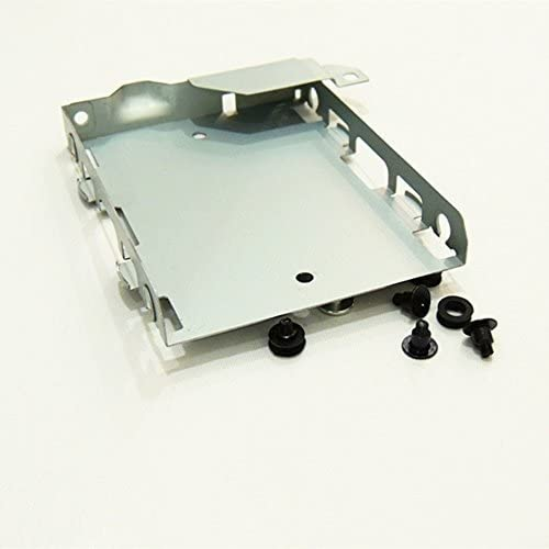 gotor HDD Hard Drive Caddy with Screws for PS4 Playstation Replacement Housing
