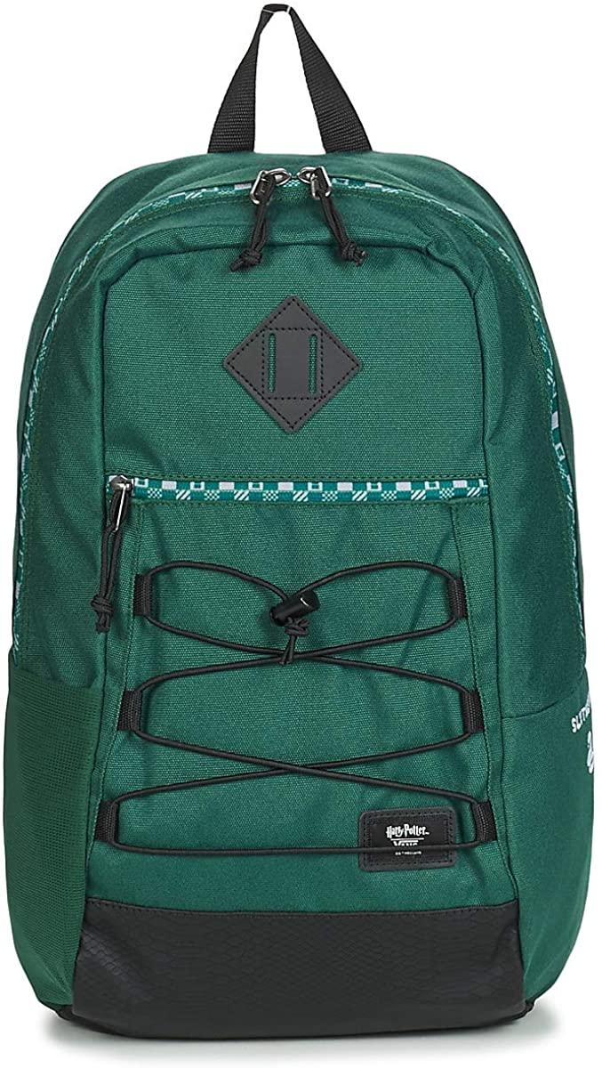 Vans Unisex Harry Potter Slytherin Snag Backpack VN0A3HCB