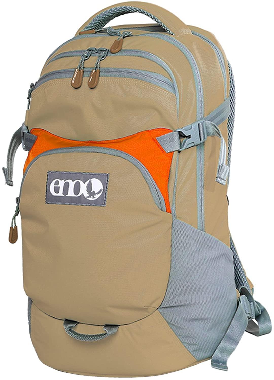 ENO - Eagles Nest Outfitters Rothbury Backpack, Khaki/Orange