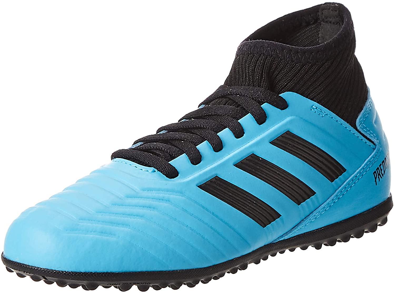 adidas Boys Soccer Shoes Predator Tango 19.3 TF Football Junior Boots (EU 32 - UK 13.5k - US 1)