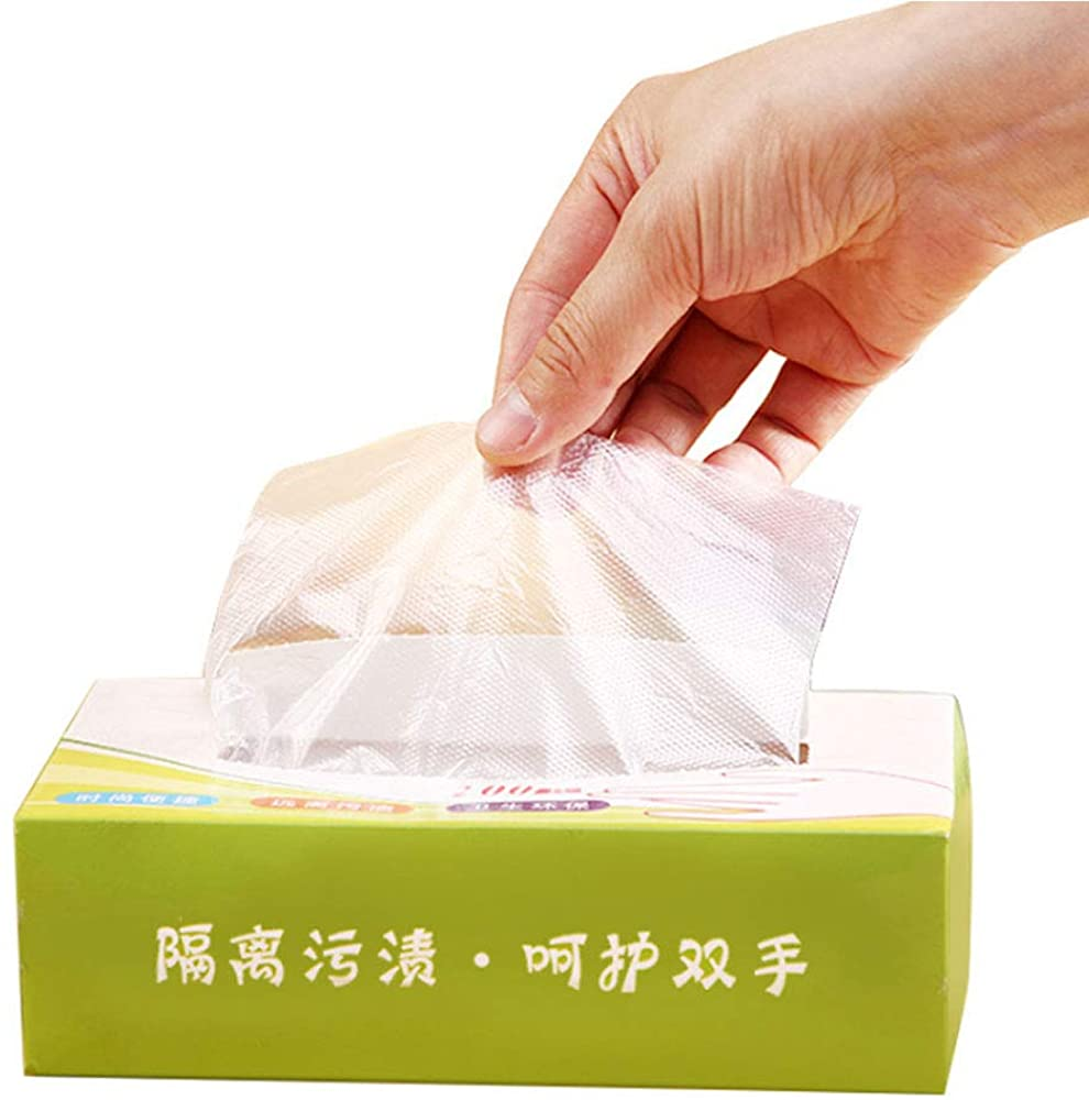 Disposable Clear Plastic, Plastic Disposable Food, Polyethylene for Food,