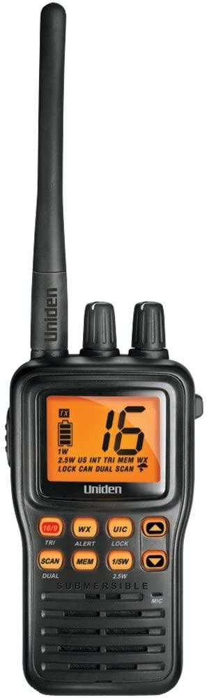 UNIDEN MHS75 Handheld Marine Radio Consumer electronic