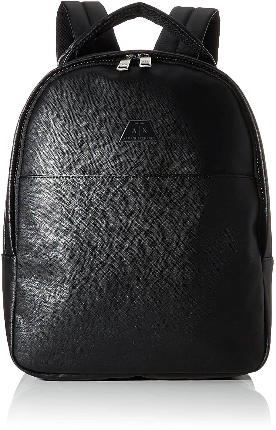 AX Armani Exchange Men's Allover Classic Print Backpack