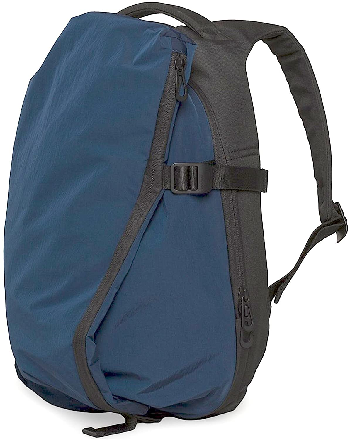 Cote&Ciel Isar Small Memory Tech Backpack - Midnight Blue