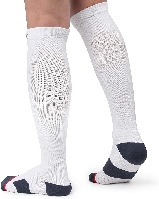 Compression Socks for Men & Women 20-30mmHg,Support Stockings for Running, Athletic, Travel,Pregnancy,Nurses