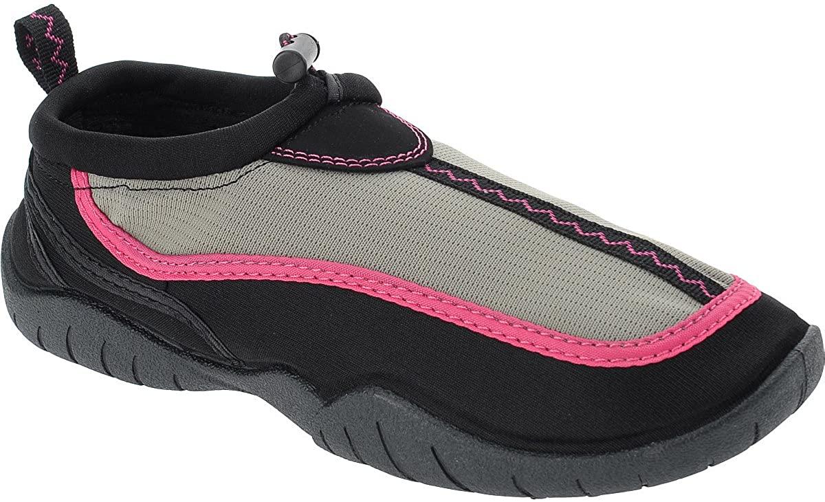Oxide Women's Tide Water Socks - Size: 7, Black/Pink