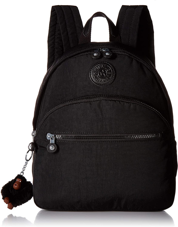 Kipling Women's Paola, Adjustable, Padded Backpack Straps, Zip Closure