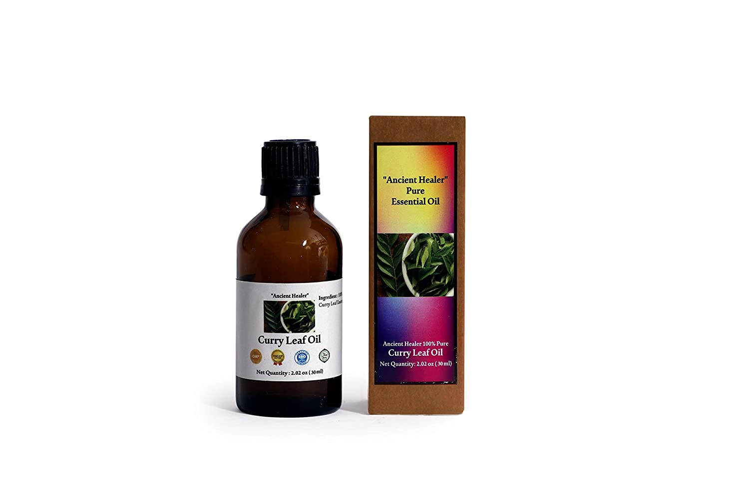 Ancient Healer 100% Natural Curry Leaf Essential Oil 30 ML