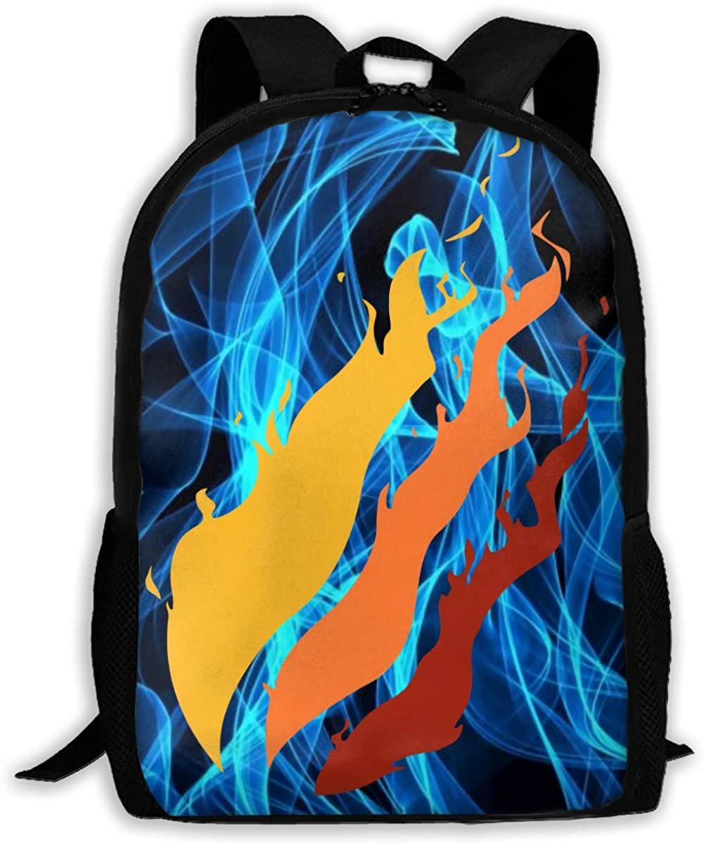 351 Cool 3D Printing Pres-Tonpla-Yz Backpacks for Men Women Boys Girls