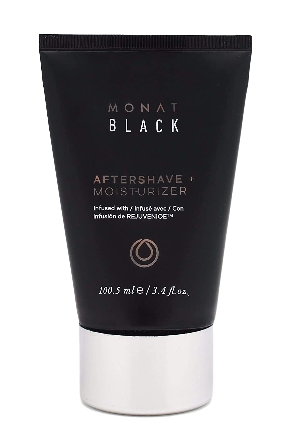 Monat Mens Black After Shave + Moisturizer