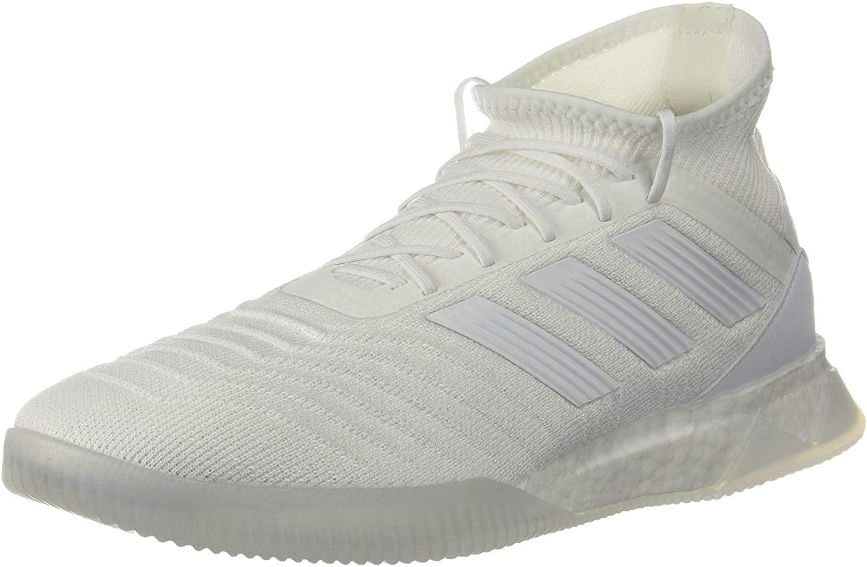 adidas Men's Predator 19.1 TR - Footwear White/Footwear White/Football Blue