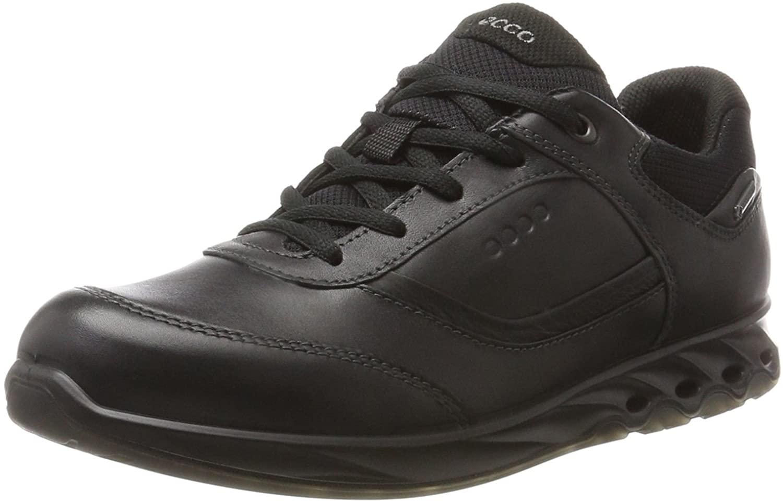 ECCO Woman's Wayfly Multisport Outdoor Shoes, Black (Black/Black_53859)
