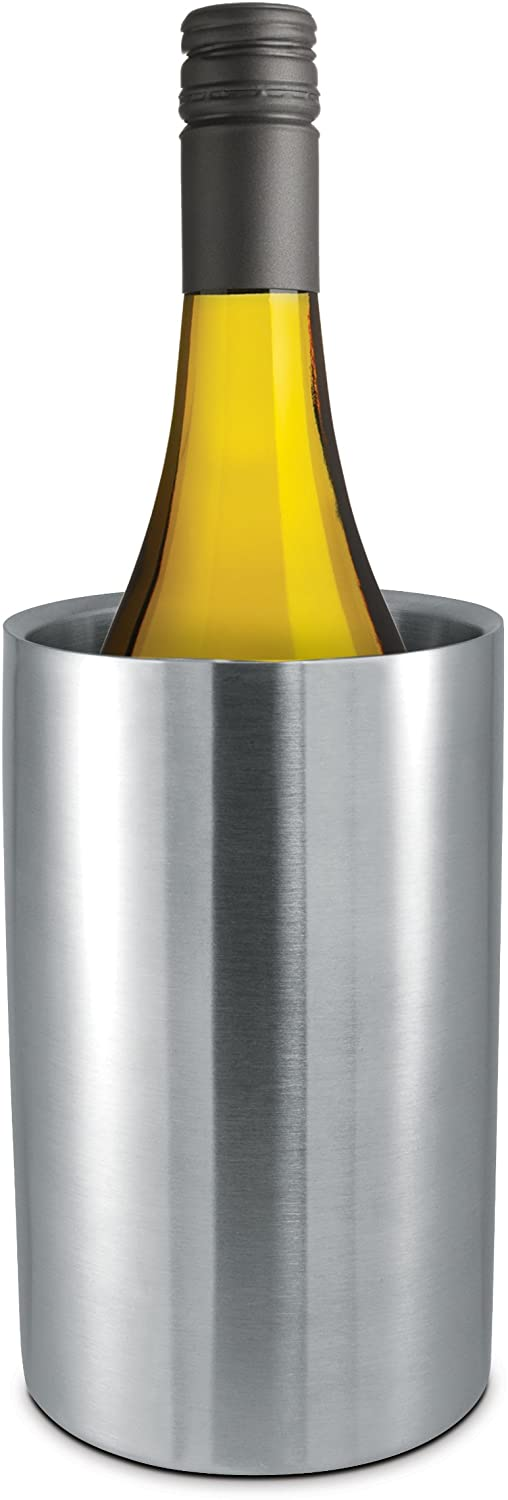 Cuisinox Double Walled Satin Finish Wine Cooler/Chiller