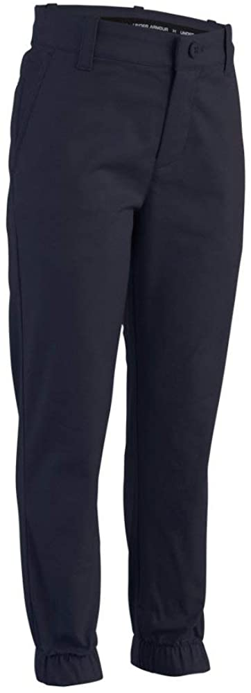 Under Armour Boys' UA Uniform Slim Fit Jogger Pants 20 Glory Blue