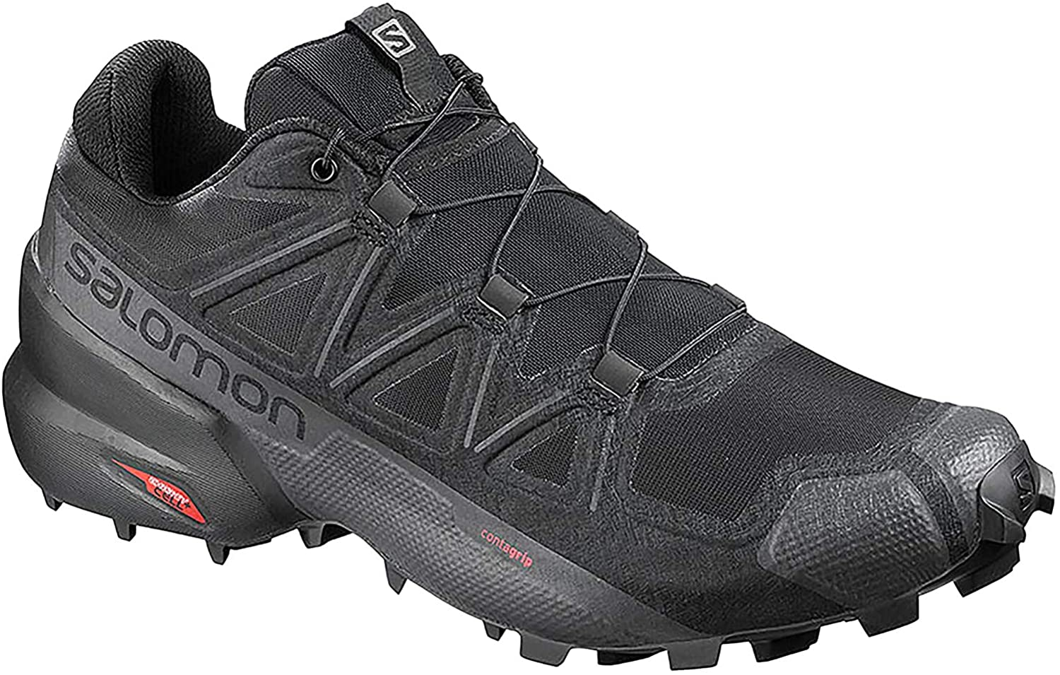 Salomon Women's Speedcross 5 Wide W Trail Running