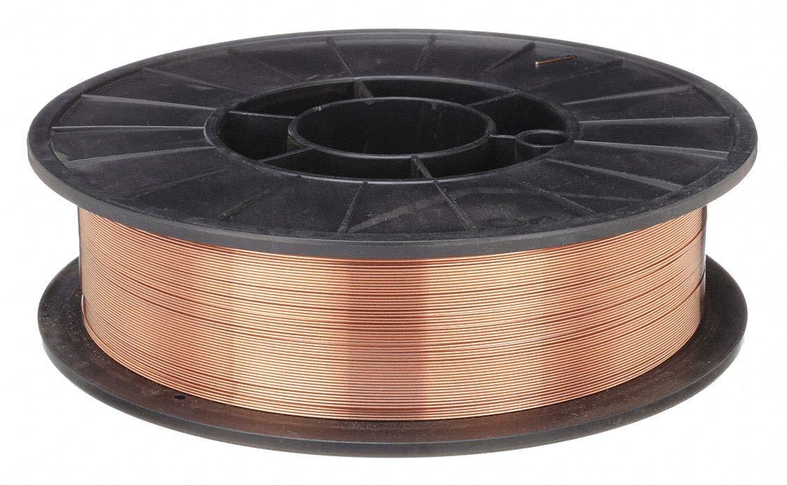 MIG Welding Wire, 70S6, 0.035, 11 lb