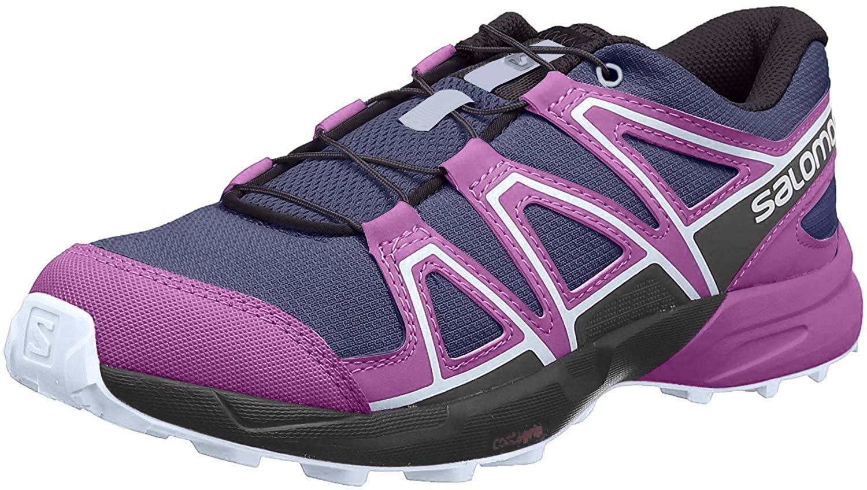 Salomon Kids Speedcross J Unisex Trail Running Shoe