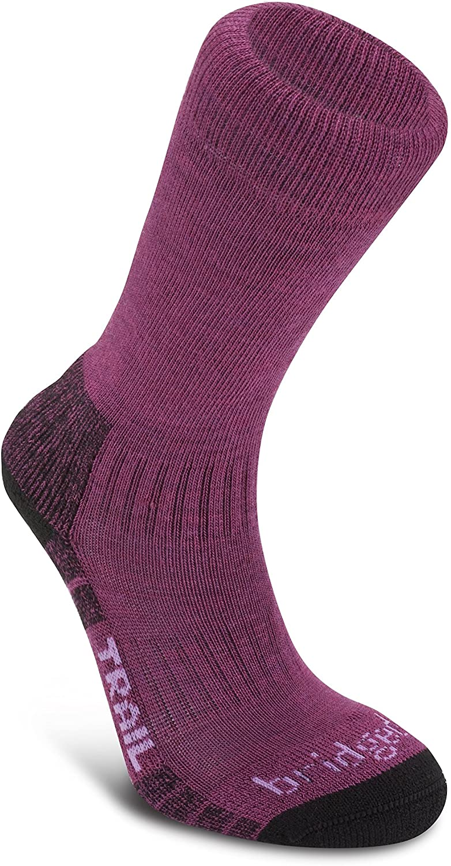 Bridgedale womens Lightweight Boot Height - Merino Endurance Socks