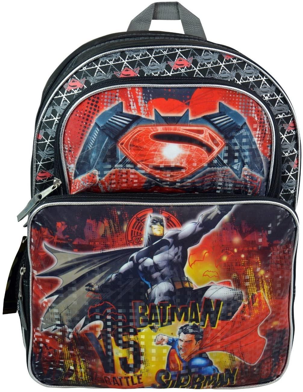 Batman CABTA v/s Superman Cargo Backpack, 16