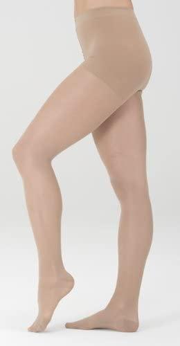 Mediven Sheer and Soft Pantyhose, Closed Toe, 30-40 mmHg, V, Toffee, 1/Ea, MDV44065