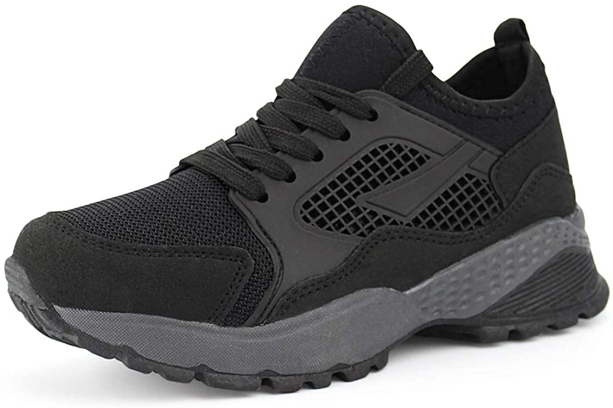 Hawkwell Boys Girls Breathable Running Shoes Kid Sneaker(Toddler/Little Kid/Big Kid)