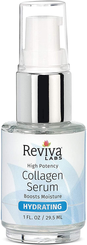 High Potency Collagen Serum Reviva 1 oz Serum