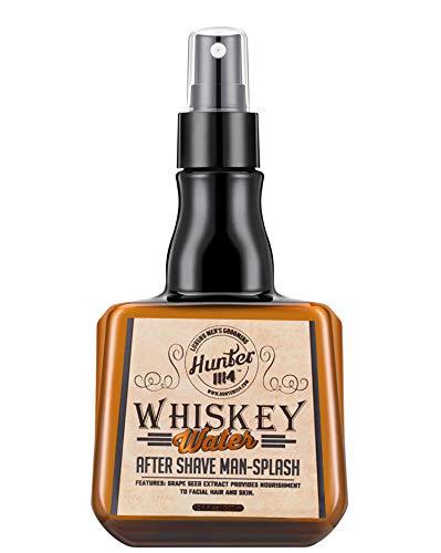 Hunter 1114 Whiskey Water After Shave Man-Splash 10.1 oz