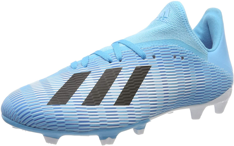 adidas Men Football Shoes Cleats X 19.3 FG Speed Firm Ground Soccer Boots (40 2/3 EU - 7 UK - 7.5 US)