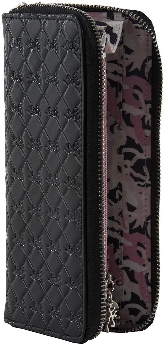 Browning Women's Wallet, Black, Bi-Fold