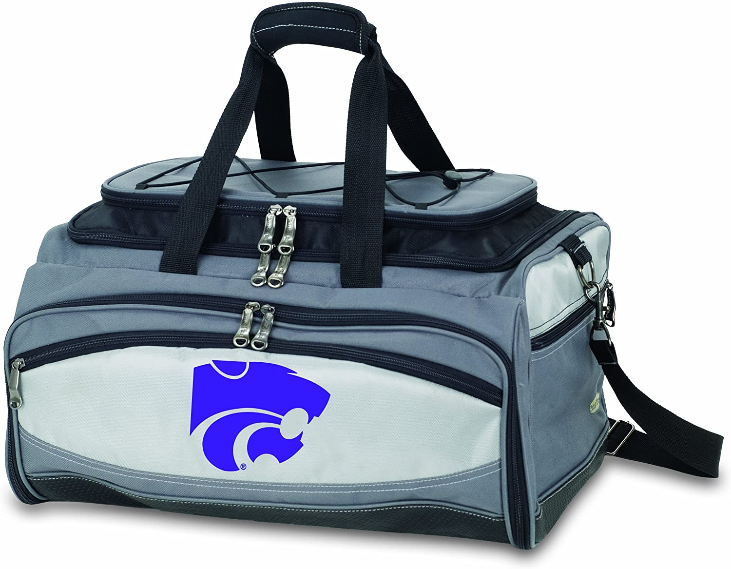 NCAA Kansas State Wildcats Buccaneer Tailgating Cooler with Grill