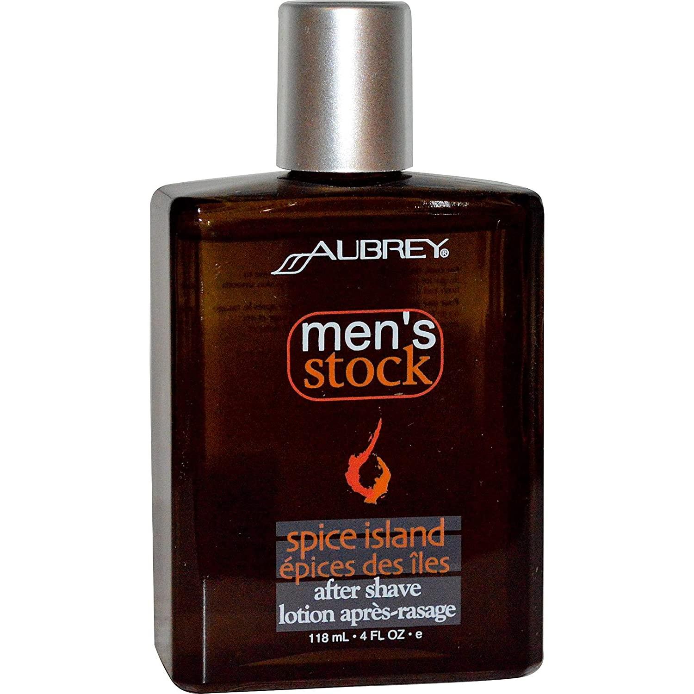 Mens Spice Island Aftershave - 4 oz - Liquid