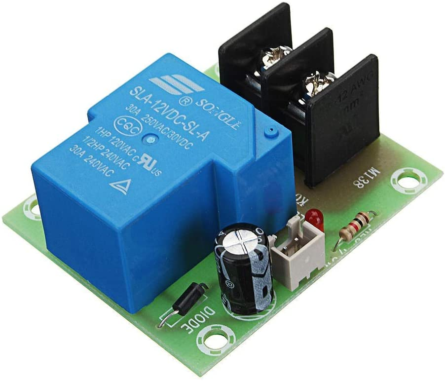 KXA Electric Circuit Switch Adapter Relay Module Board 12V Input Switch Control 5pcs 138 30A Output High Current