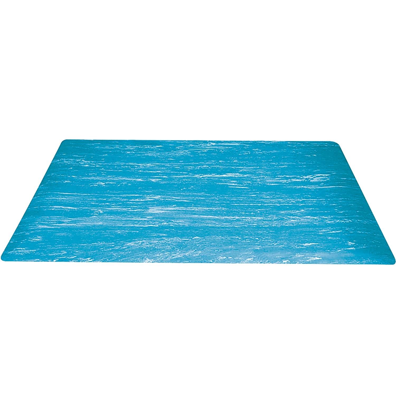 2 x 3' Blue Marble Anti-Fatigue Mat