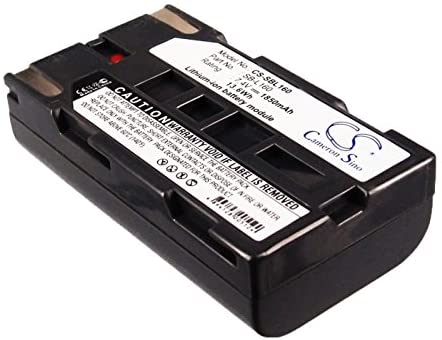 GAXI Battery for Kolida GPS Gnss K9TX, GPS K7, Pin GPS Sanding L7402W Replacement for P/N BTKD-L7402W