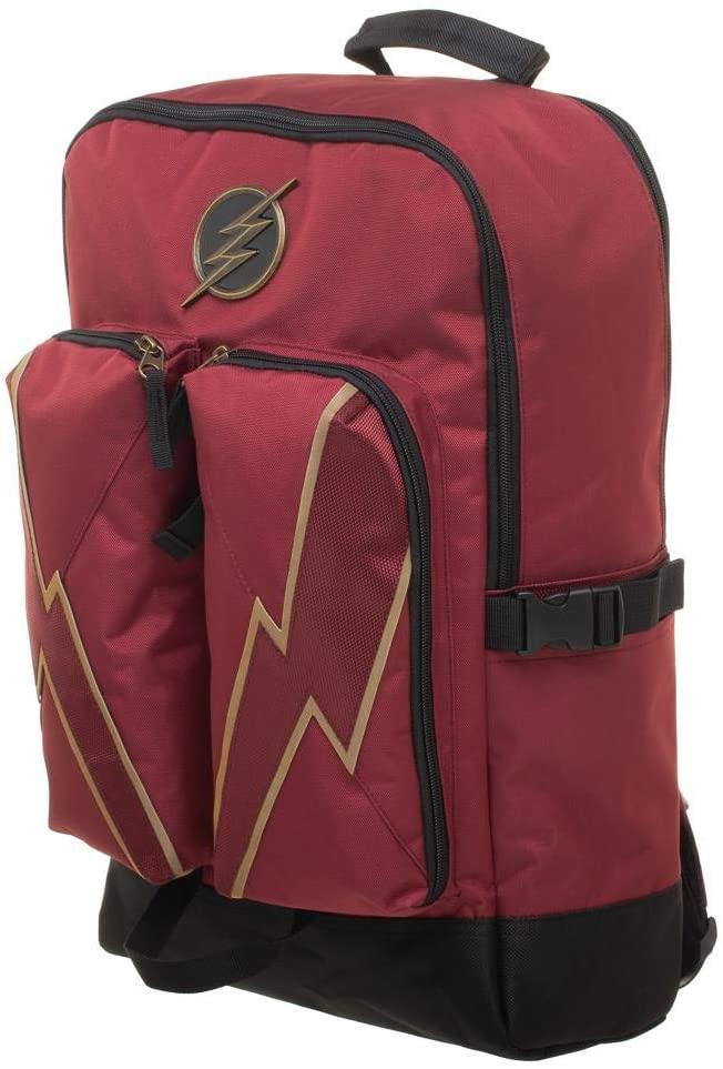 Adult Flash Double Pocket Backpack