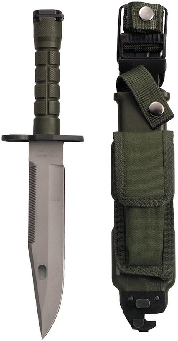 Rothco Stainless Steel Gi Style M-9 Bayonet