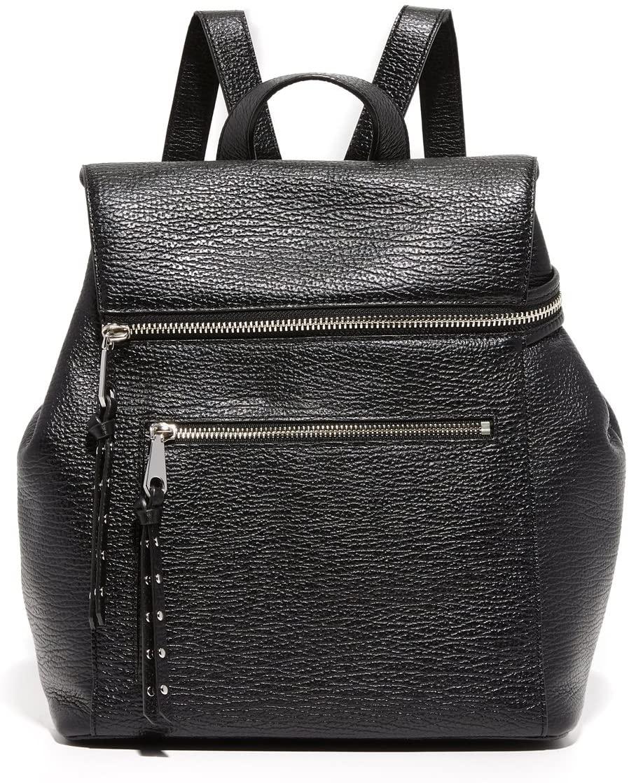 Rebecca Minkoff Women's Jane Backpack, Black, One Size