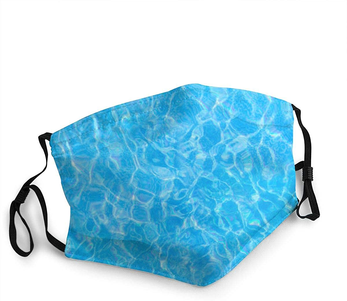 MARTHLORES Fashion Protective, Reusable Cotton Fabric Summer Water Unisex Cotton, Washable,Adjustable, Reusable.